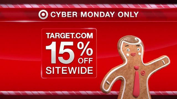Target: Cyber Monday: No Work