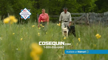 cosequin tv spot 39 merry christmas 39 featuring jack hanna. Black Bedroom Furniture Sets. Home Design Ideas