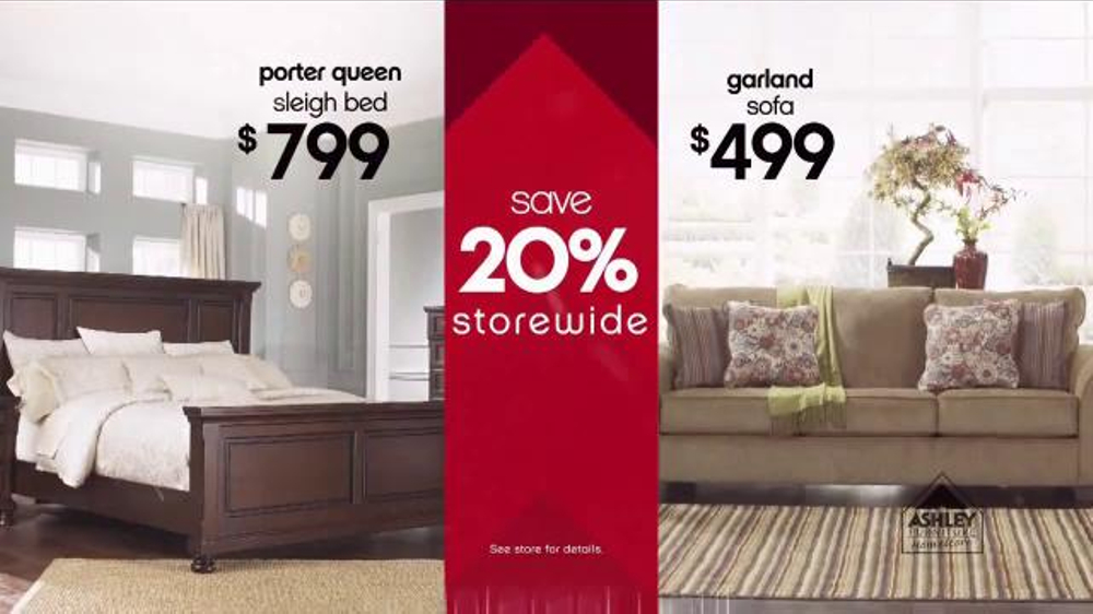 Ashley Furniture Homestore Black Friday 36 Hour Sale Tv Spot 39 Extended 39