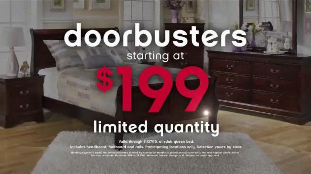 Ashley Furniture Homestore Black Friday Sale Tv Spot 39 Unbeatable 39