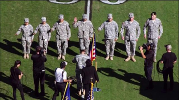 Salute to Service: Oath of Enlistment thumbnail