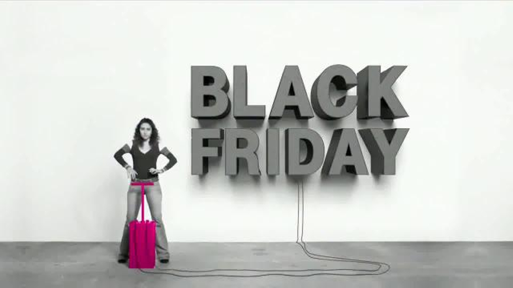 T mobile black friday tv spot 39 cero d lares 39 spanish - Black friday mobel ...