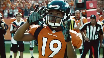 Nike TV Spot, 'I Am Football' Featuring Peyton Manning, Steve Young