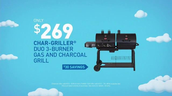 Lowe's: 4th of July Savings: Charcoal and Grill