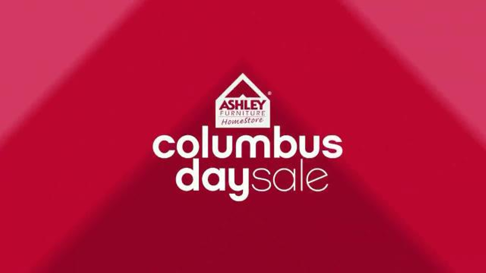 Ashley Furniture Homestore Columbus Day King For Queen Sale Tv Commercial 39 Save 39