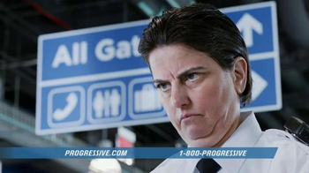 Progressive TV Spot, 'No Fly Box'