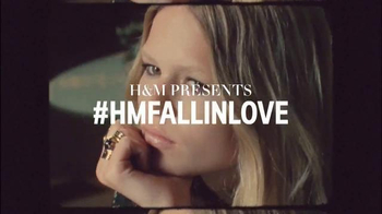 H&M: Autumn 2015: Fall in Love: Anna Ewers