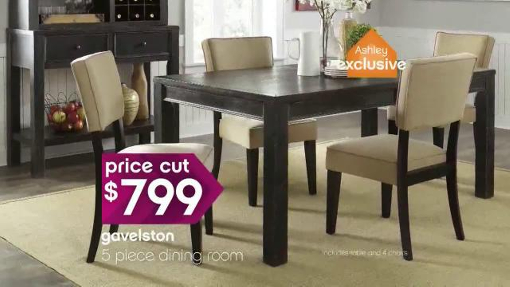 Ashley Furniture Homestore 3 Day Sale Tv Commercial Sofas And Dining Rooms Ispot Tv