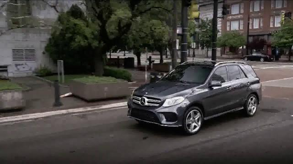 2016 Mercedes Benz Gle Tv Commercial 39 Science Channel