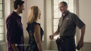 Square TV Spot, 'Home Inspector'