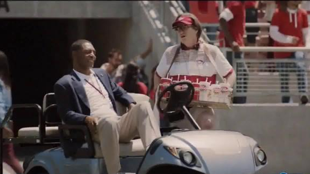 Dr Pepper TV Commercial, 'Football Royalty' Featuring Marcus Allen - iSpot.tv