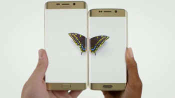 Samsung Mobile: It's Not a Phone, It's a Galaxy: Dual-Edge Display