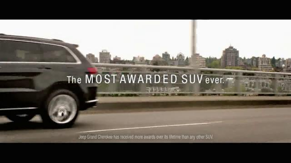 2015 Jeep Grand Cherokee TV Commercial, 'Symphony' - iSpot.tv