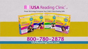 USA Reading Clinic TV Spot, 'Improvements'