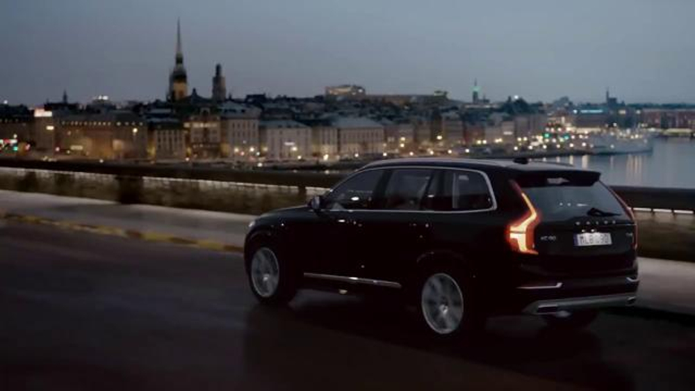 2016 Volvo Xc90 Tv Spot Our Idea Of Luxury Song By