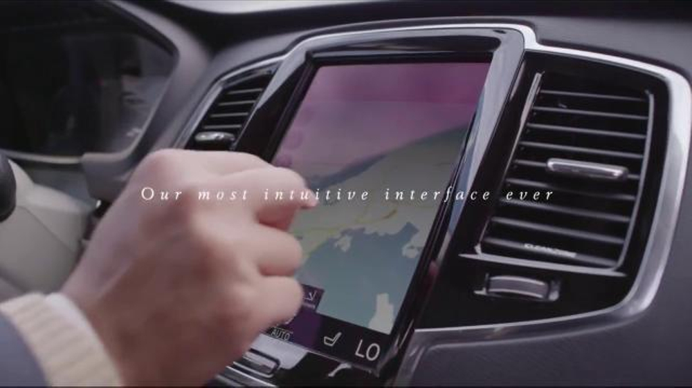 2016 Volvo XC90 TV Spot, 'Our Idea of Luxury' Song by ...