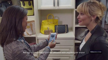 Rebagg TV Spot, 'Sell Back Your Designer Handbags'