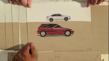 Honda: Paper