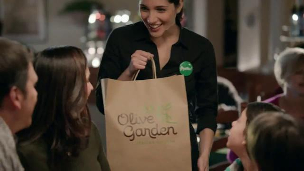 Olive Garden Buy One Take One Tv Commercial 39 Time Is Running Out 39