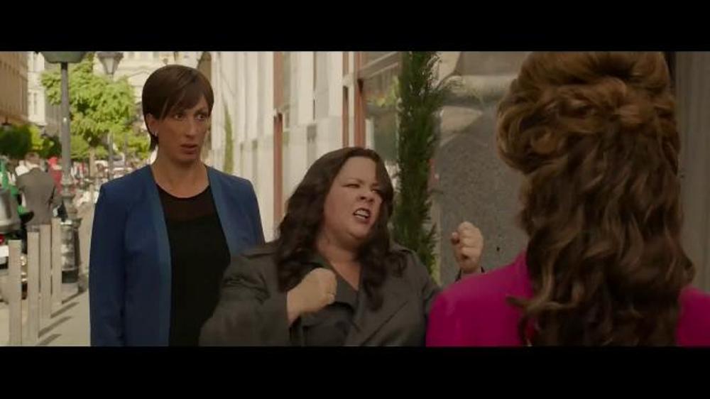 Spy Blu-ray and Digital HD TV Spot thumbnail