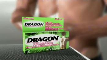 Dragon Pain Relief Cream TV Spot, 'Alivio rápido' [Spanish]