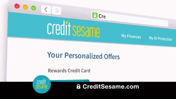 Credit Sesame TV Spot, 'Your Free Credit Score & Much More'