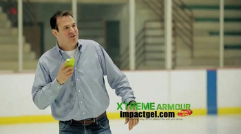Impact Gel Xtreme Armour TV Spot, 'Helicopter and Hockey'