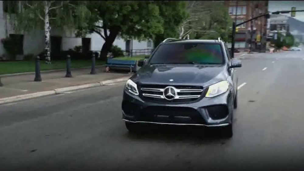 2016 Mercedes Benz Gle Tv Commercial Discovery Channel