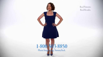 American Society of Plastic Surgeons TV Spot, 'Breaking Up With Belly Fat'