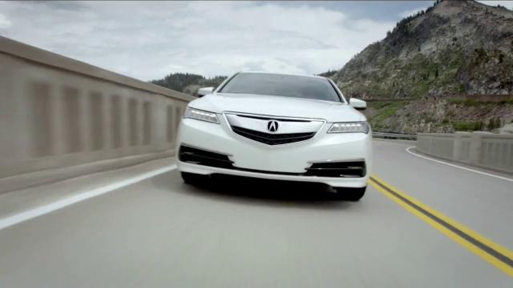 2015 Acura TLX TV Spot, 'Jealous' Song by Drootrax & Rena