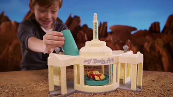 Disney Pixar Cars Ramone's Color Change Playset TV Spot, 'Spin and Spray' thumbnail