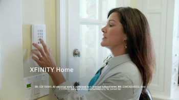 XFINITY Home: Real-Time Monitoring