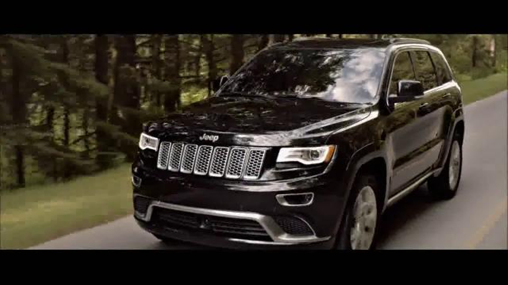 2015 jeep grand cherokee tv commercial 39 most awarded 39. Cars Review. Best American Auto & Cars Review