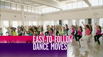 Zumba Incredible Slimdown TV Spot, 'Party Off the Pounds'