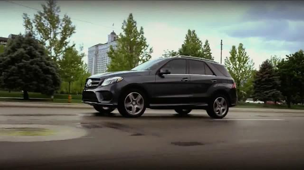 2016 Mercedes Benz Gle Tv Commercial 39 Velocity