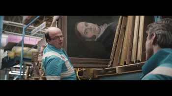 The Hartford TV Spot, 'Warehouse of the Unexpected: Oil Portrait'