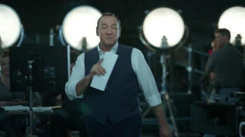 E*TRADE TV Spot, 'Director' Featuring Kevin Spacey and Robert Duvall