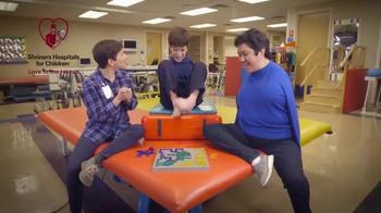 Shriners Hospitals for Children TV Spot, 'Tim & Linda'