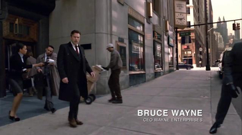 Turkish Airlines TV Spot, 'Fly to Gotham City' Featuring Ben Affleck