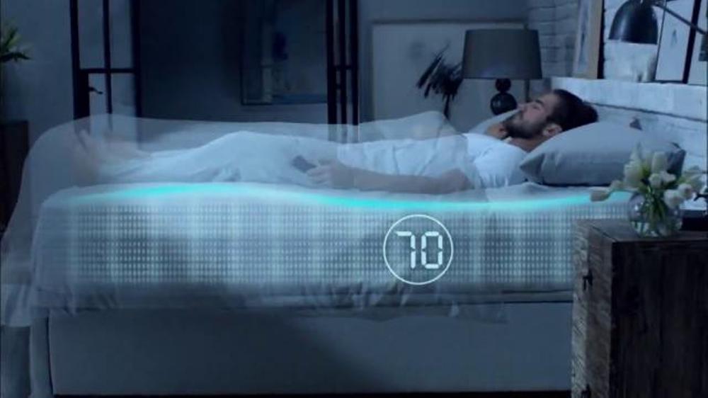 Sleep number tv spot 39 adjustable 39 for Sleep number iq bed