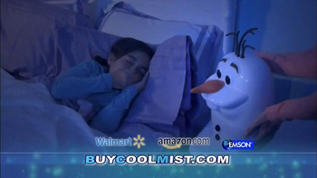 Cool Mist Humidifier TV Spot, 'Frozen and Star Wars'
