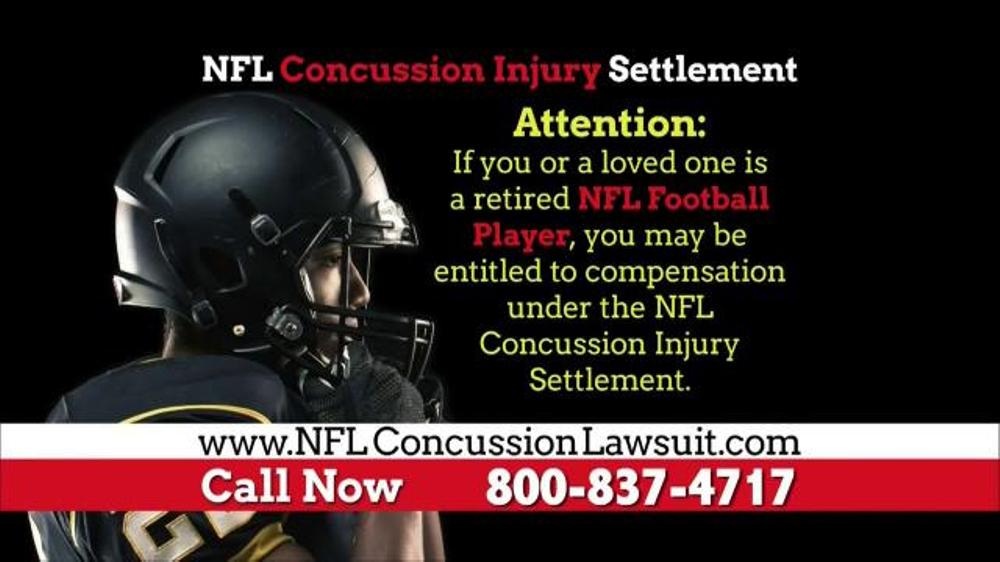 Pulaski Law Firm >> NFL Concussion Lawsuit TV Spot, 'NFL Football Player Compensation' - iSpot.tv