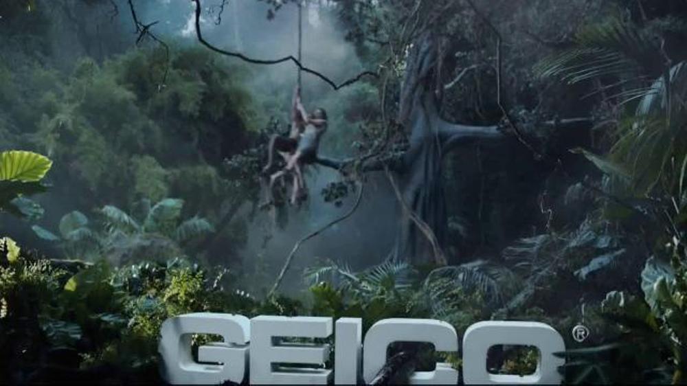 GEICO Commercial Actress Jane Tarzan