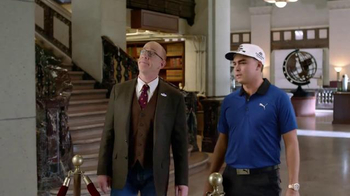 Farmers Insurance TV Spot, 'Romantic Rodent' Featuring Rickie Fowler