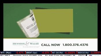 Hennion & Walsh Municipal Bonds TV Spot, 'Tax-Free Income'
