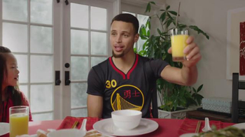 National Basketball Association (NBA): Dining Table: Stephen Curry, James Harden