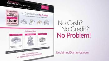 Unclaimed Diamonds TV Spot, 'Claim Yours'