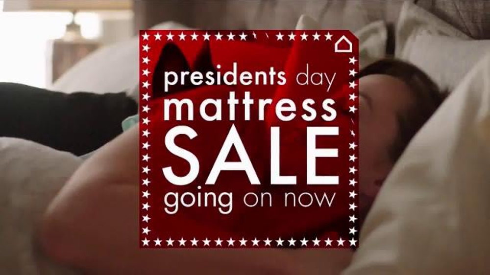 Ashley Homestore Presidents Day Mattress Sale Tv Spot 39 Wake Up 39
