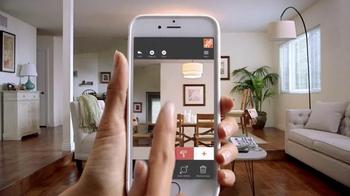 The Home Depot App TV Spot, 'Paleta de colores' [Spanish]