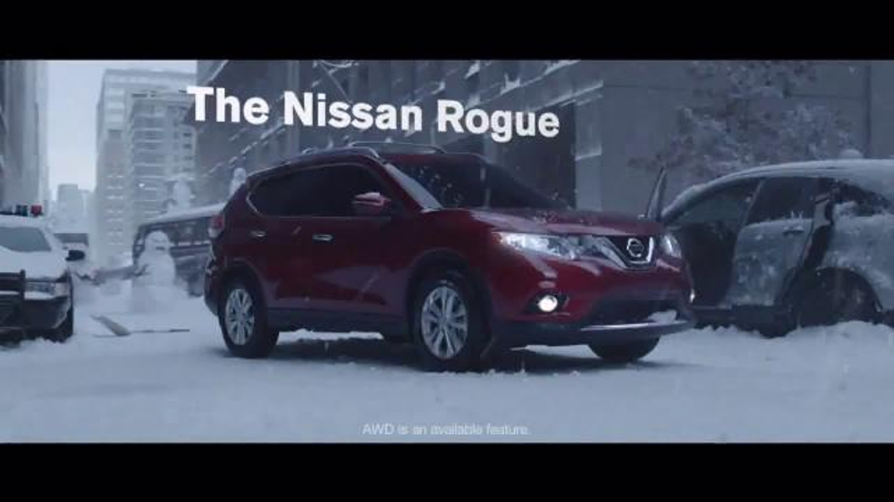 song from nissan rogue commercial. Black Bedroom Furniture Sets. Home Design Ideas